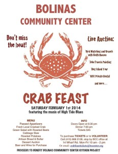 crab 2014 poster